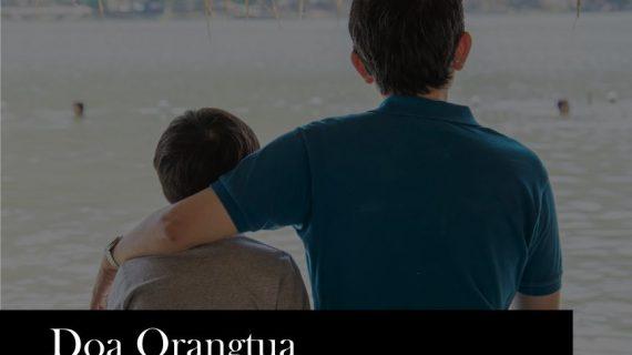 Doa Orangtua Membuka Pinntu Rezeki